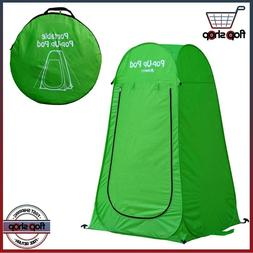 Pop Up Camping Outdoor Privacy Changing Room Portable Shower