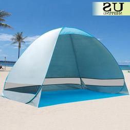 Pop Up Portable Beach Canopy Sun Shade Shelter Outdoor Campi
