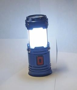 Portable 300LM COB LED Super Bright Camping Lantern & Flashl