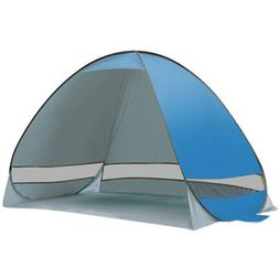 Portable Automatic Pop Up Beach Canopy Sun Shade Shelter Out