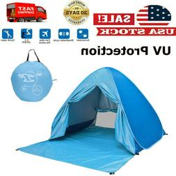 portable automatic pop up beach canopy uv