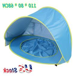 Baby Beach Tent Portable Shade Pool UV Protection Sun Shelte