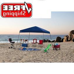Portable Canopy Tent 12x12 Outdoor Picnic Patio Beach Garden