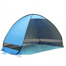 Portable Instant Pop Up Beach Canopy UV Sun Shade Shelter Ou
