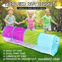 Portable Large Pool Tube Teepee Children <font><b>Play</b></