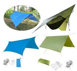 Hot Sale Lightweight Camping Tent Tarp Shelter Mat Hammock C