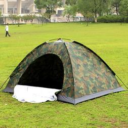 Portable Outdoor Camping Double Persons <font><b>Tent</b></f