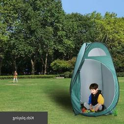 Portable Outdoor Pop-up Toilet Fitting Room Privacy Shelter