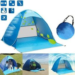 Portable Pop Up Beach Tent Sun Shade Shelter Outdoor Camping