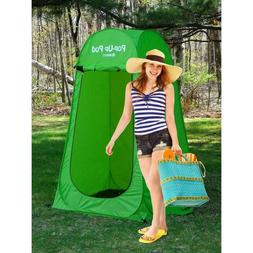 GigaTent Portable Pop Up Changing Room Green Changing room c