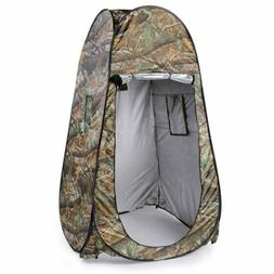 Portable Pop Up Tent Camping Beach Toilet Shower Changing Ro