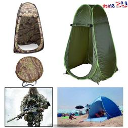 portable pop up tent camping beach toilet