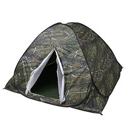 Ezyoutdoor 2 Person Tent - Lightweight Aluminum Pole,Waterpr