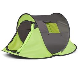COSTWAY Portable Water Resistant Automatic Pop-up Tent