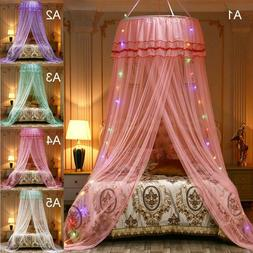 Princess Bed Mesh Canopy Tent Bedcover Mosquito Net Curtain