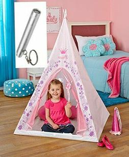 Princess Play Tent Pink Girl Toys Sleep Over Bed Playhut Ind