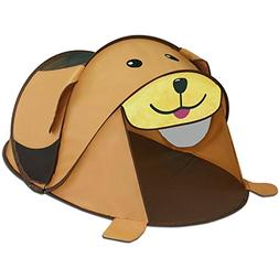 Pop-Up Puppy Backyard Sleepover and Camping Tent for Kids