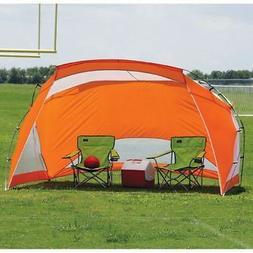 Texsport Portable Easy Up Outdoor Beach Cabana Tent Sun Shad