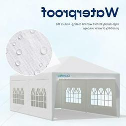 Quictent Party Tent Heavy Duty 10x20 Wedding Patio Gazebo Pa