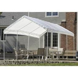 ShelterLogic 10ft. x 20ft. Replacement Canopy Top - White