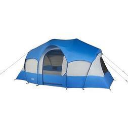 Wenzel Blue Ridge Tent, Blue, 7 Person