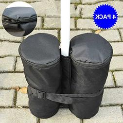 Outdoor 4PC Weight Sand Anchor Bags For Canopy Party Gazebo