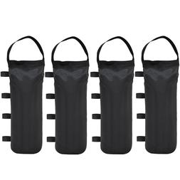 4pcs Monoshock Sand Bag Weight Bag For Pop Up Canopy Tent In