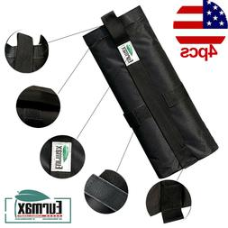 4pcs Monoshock Sand Bag Weight Bag For Ez Pop Up Canopy Inst