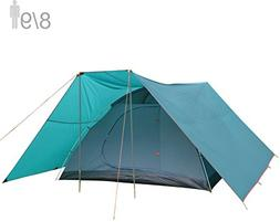 NTK Savannah GT 8 to 9 Person 10 by 12 Foot Outdoor Dome Fam