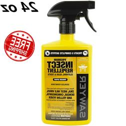 Sawyer Premium Permethrin Mosquito Insect Repellent Spray Cl