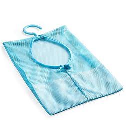 HuntGold Semi-closed Hanging Mesh Holder Clothespin Basket B