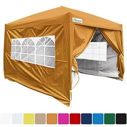 Quictent Silvox 10x10 EZ Pop Up Canopy Tent Instant Canopy P  sc 1 st  tentsi & 7x10 Tents | Tentsi.com