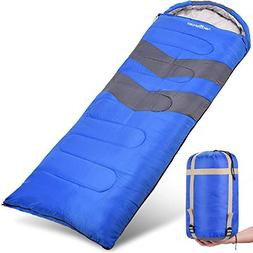 Abco Tech Sleeping Bag – Envelope Lightweight Portable, Wa