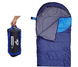 Sleeping Bag  Lightweight for Camping, Backpacking, Travel b
