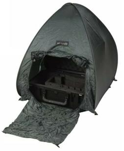 Small Utility Green Tent For Camping Supplies Hiking And Out