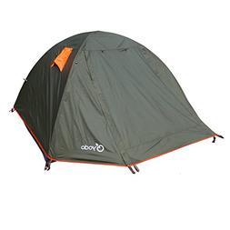 yodo Spacious 3-Season Waterproof Tent for Camping Backpacki