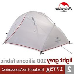 Naturehike Star River Tent 20D Silicone Fabric Ultralight 2