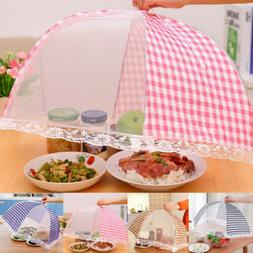 Summer Kitchen Food Cover Tent Umbrella Outdoor Camp Cake Me