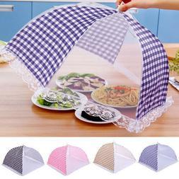 Summer Portable Kitchen Food Cover Tent Umbrella Outdoor Cam
