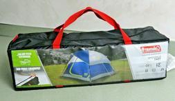 Coleman Sundome 3 Tent 7x7 Foot Green/White/Grey 2000007828