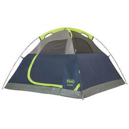 Coleman Sundome 4-Person Dome Tent Navy One Size