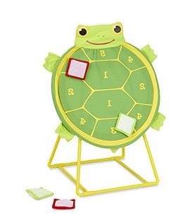 Melissa & Doug Sunny Patch Tootle Turtle Target Toss Game Wi