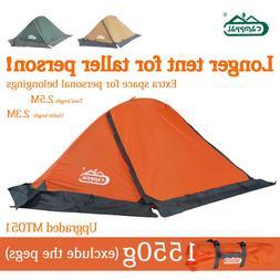 Super Lightweight Professional Four Seasons Mountain Tent fo