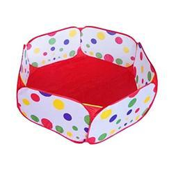 Kids' Tent Style Folding Colorful Safe Ocean Ball/Beach/Cass