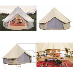 Tent Dream House Luxury Outdoor Waterproof Four Season Famil