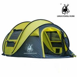 tent outdoor automatic throwing pop up waterproof