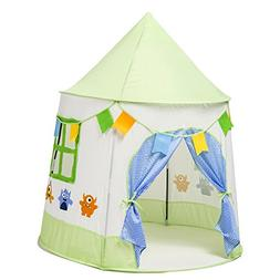 Kids Tent Children Play Tent Princess Prince Castle Kids Pop