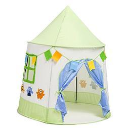 Kids Tent Children Play Tent Princess Prince Castle Kids Pop