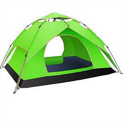 Keoa Tent Spring Automatic Camping Double Tent Large Capacit