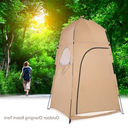 TOMSHOO Portable Outdoor Shower Bath Changing Fitting Room <